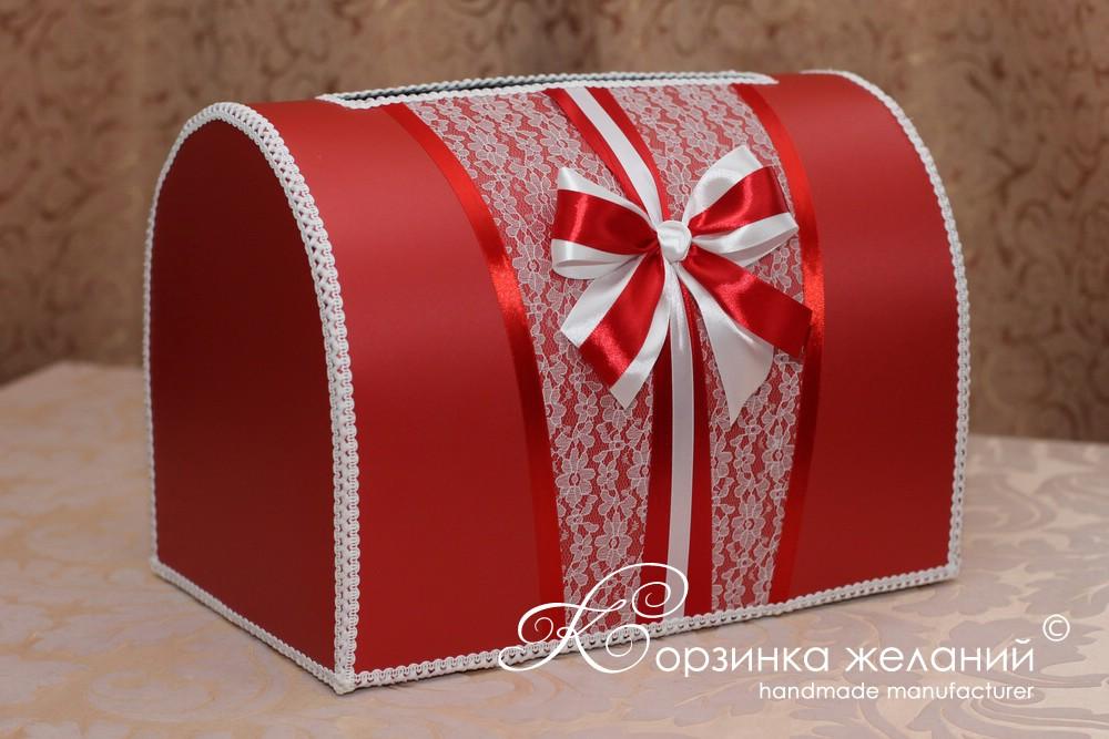 Коробка своими руками для конвертов на свадьбу